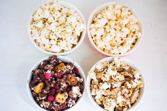 Elevating Popcorn