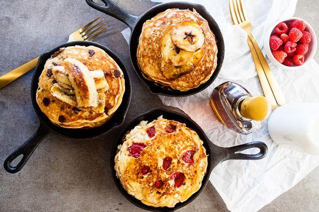 how to make pancake mix better