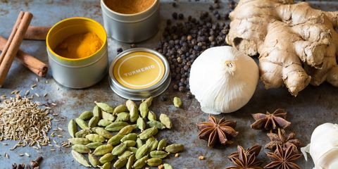 Exploring Indian Flavors