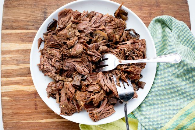 Pressure Cooker Pot Roast and 3 Easy Meals!