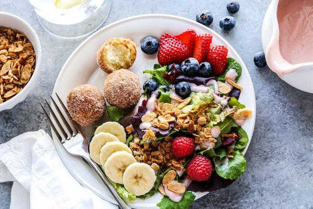 Salad for Breakfast!