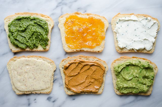 6 Spreads to Elevate Your Sandwich