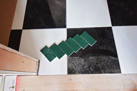 And I Would Caulk Five Hundred Tiles