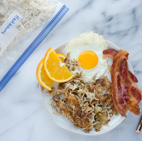 how to make your own frozen hash browns