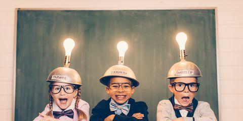 Smartypants kids