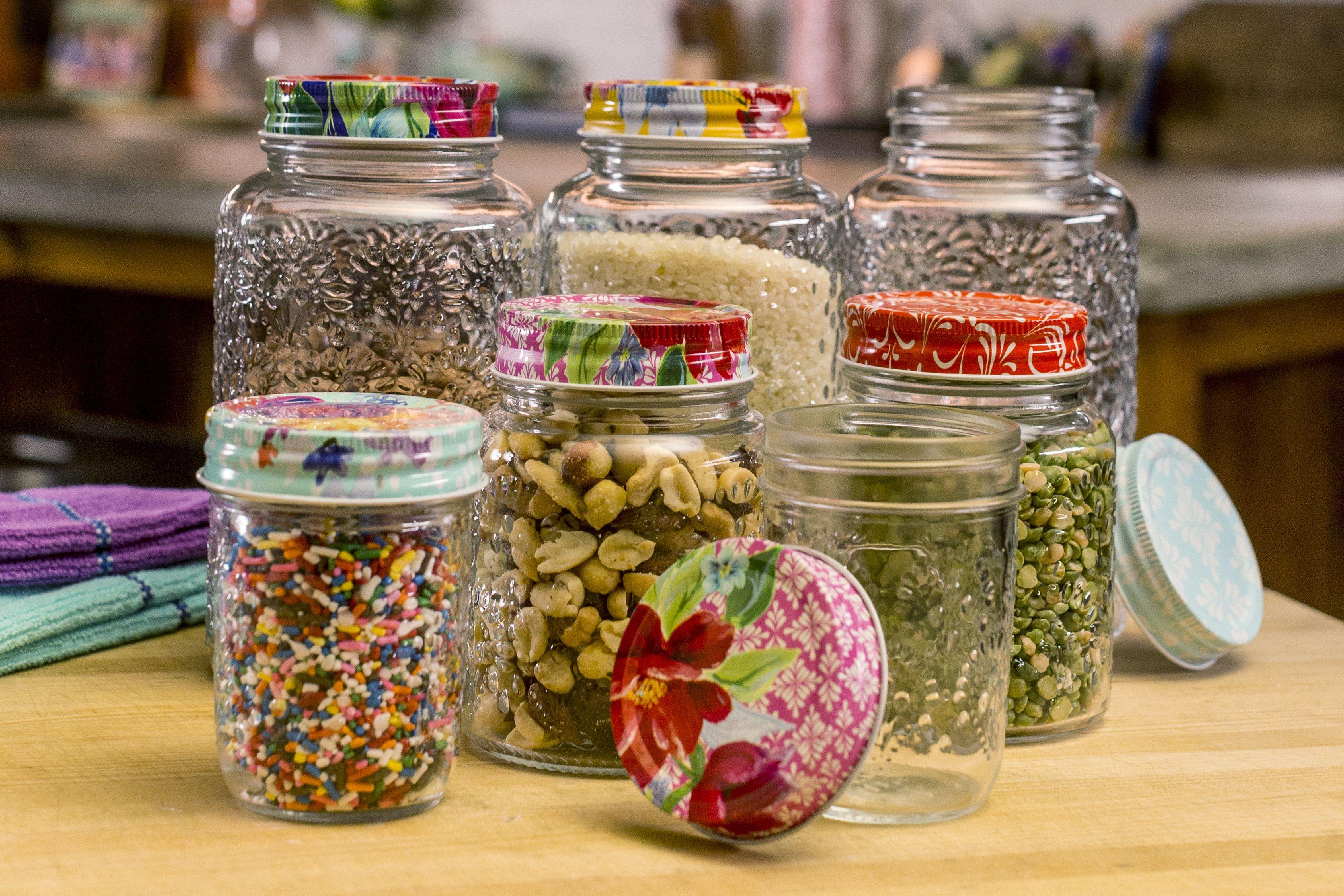 Pw Storage Jars