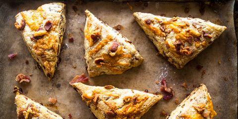 Scones 101 and a Recipe for Bacon Cheddar Scones