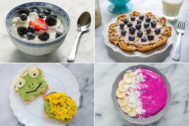 5 Kid-Friendly Breakfast Ideas 01
