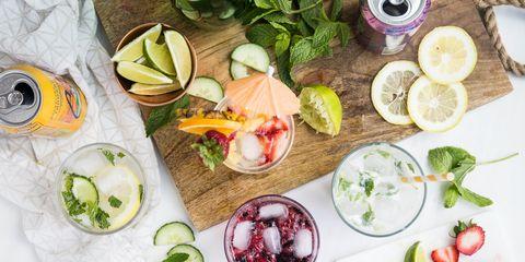 Sparkling Water Mocktails 07