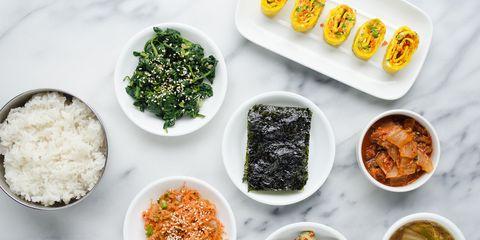 5 Easy Korean Side Dishes (Banchan, 반찬) 01