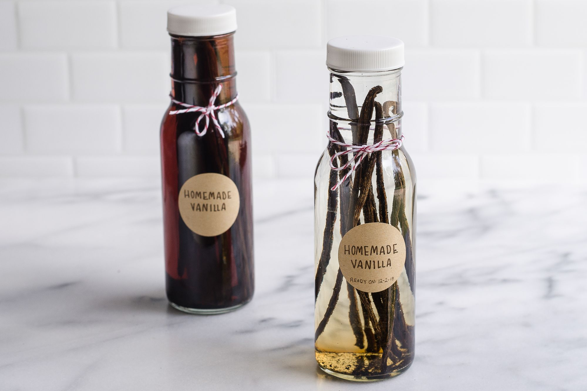 Homemade Vanilla Extract How To Make Vanilla Extract From Scratch