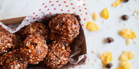 Nutella Oat Crunch No-Bake Cookies 2