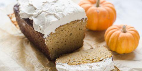 Healthier Pumpkin Bread 02
