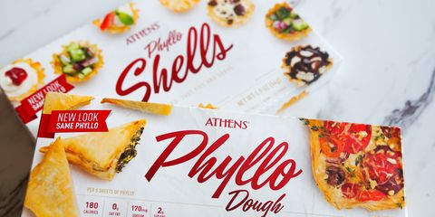 Phyllo Dough 101 packaging 1