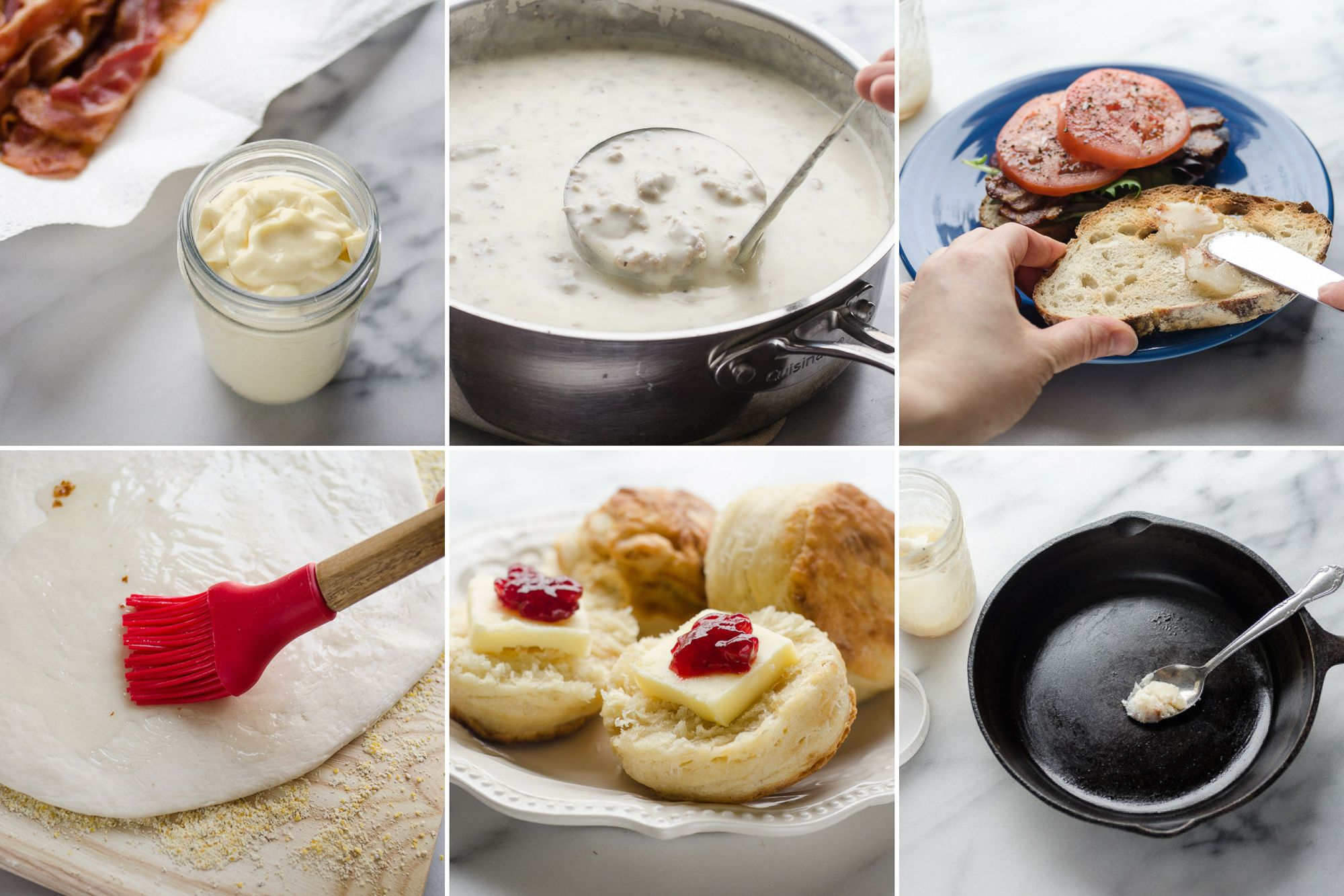 20 Ways To Use Bacon Grease What To Cook With Bacon Grease