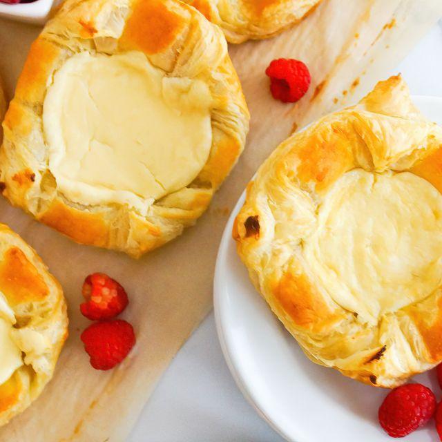 Cream Cheese Danish plated 2