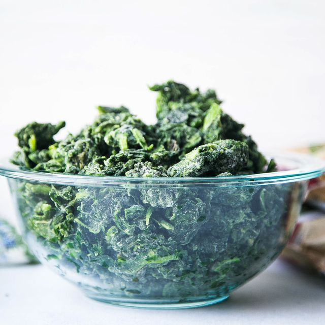 Elevating Frozen Spinach 1