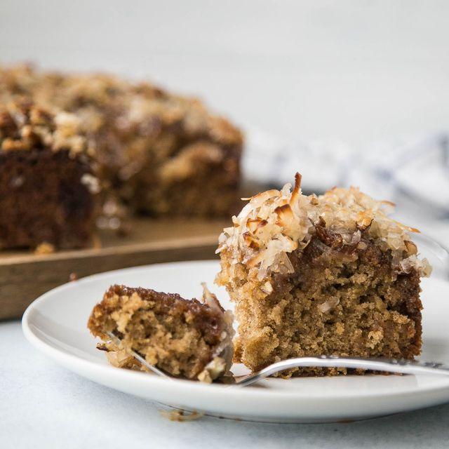 Grandma's Oatmeal Cake 14