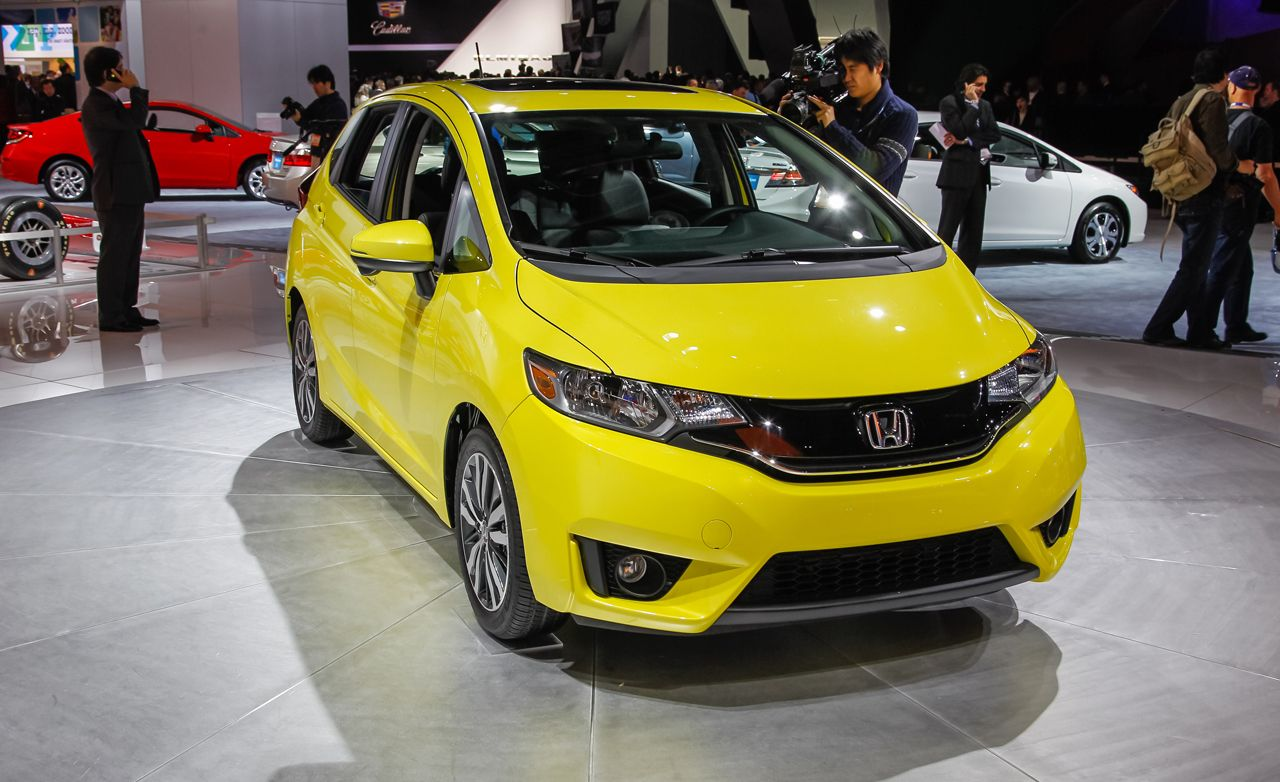 2015 honda fit photos and info news car and driver. Black Bedroom Furniture Sets. Home Design Ideas
