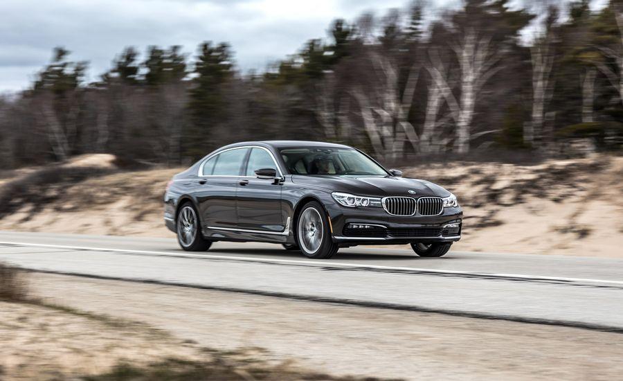 2016 BMW 740i