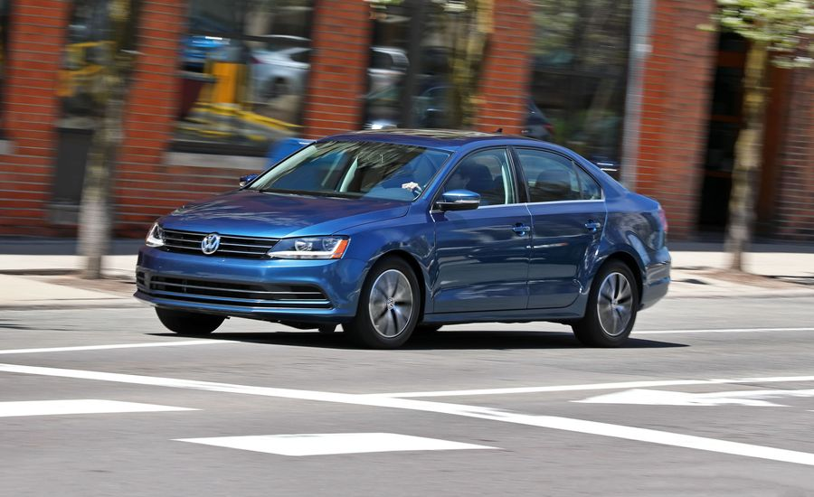 volkswagen jetta  manual test review car