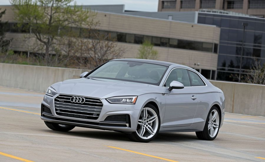 2018 audi a5 warranty review car and driver. Black Bedroom Furniture Sets. Home Design Ideas