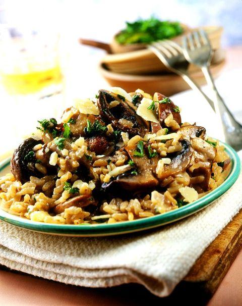 Food, Cuisine, Ingredient, Rice, Dishware, Tableware, Recipe, Kitchen utensil, Dish, Serveware,