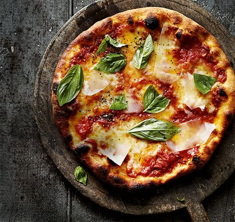 The runner's guide to pizza