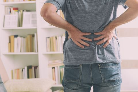 Runner's lower back syndrome - what causes it, how to treat