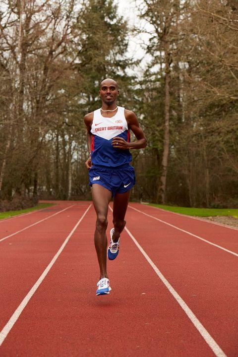 Race track, Track and field athletics, Sport venue, Sports uniform, Endurance sports, Infrastructure, Recreation, Human leg, Running, Athletic shoe,