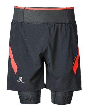 Product, Textile, Sportswear, Active shorts, Red, Orange, Style, Shorts, Active pants, Fashion,