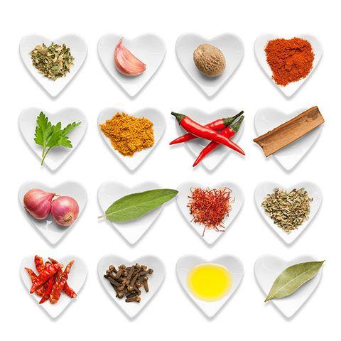 Red, Leaf, Natural foods, Ingredient, Illustration, Food group, Heart, Vegetable, Recipe, Fruit,