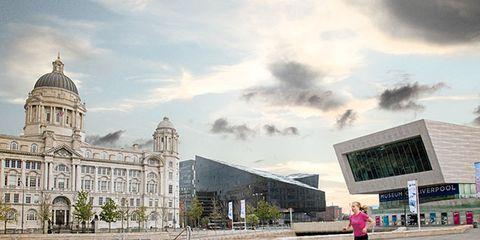 Cloud, Dome, Architecture, Facade, Road surface, Public space, Landmark, Dome, Asphalt, Byzantine architecture,