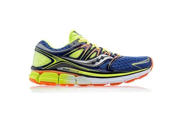 Gear review: Saucony Triumph ISO