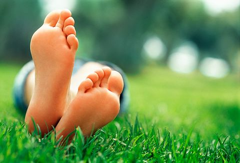 4 ways to fix your feet