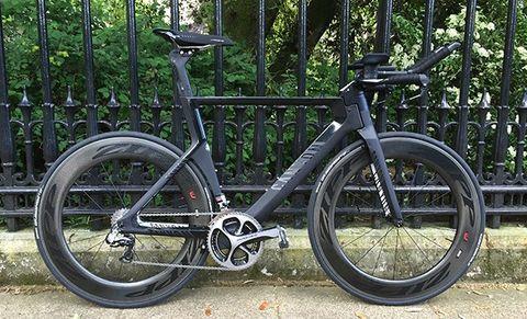 Bike Review: Canyon Speedmax CF 9 0 LTD
