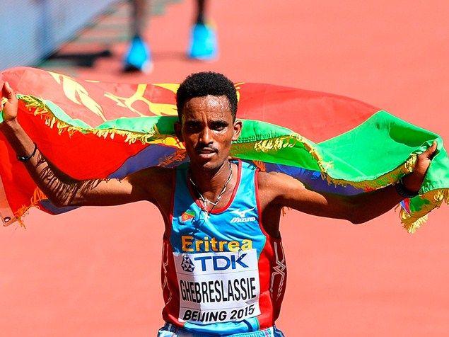 Teen Makes In Marathon Beijing History Eritrean y8nPvNwm0O