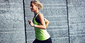 be a positive runner