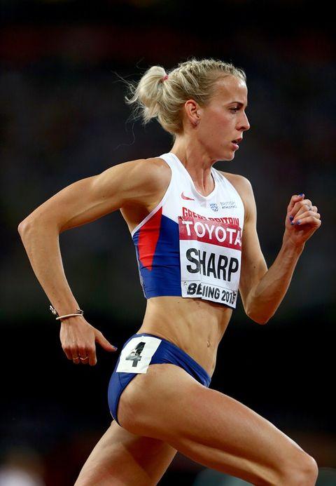 Lynsey Sharp breaks Scottish women's 800m record