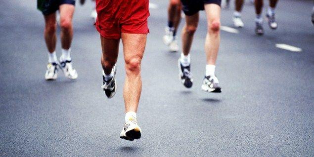 London Marathon cover image