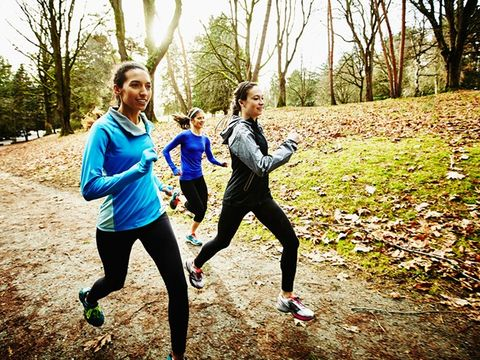 Rules of running: Returning from injury or pregnancy