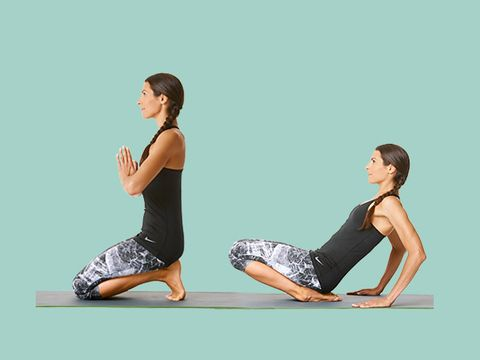 8 yoga moves to loosen up tight muscles