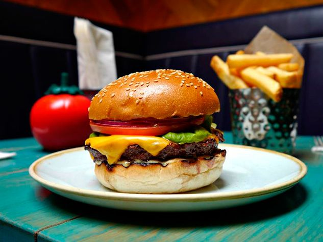 8 Restaurants With Food Offers For London Marathon Finishers