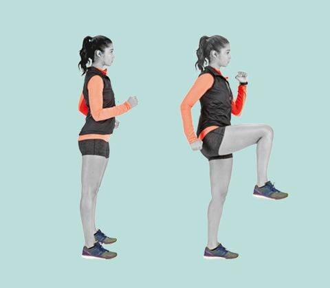 5 dynamic stretches for your running warmup