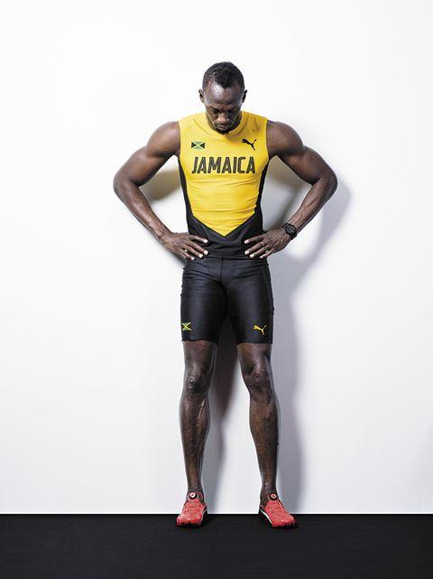 EXCLUSIVE: Runner's World's Usain Bolt interview