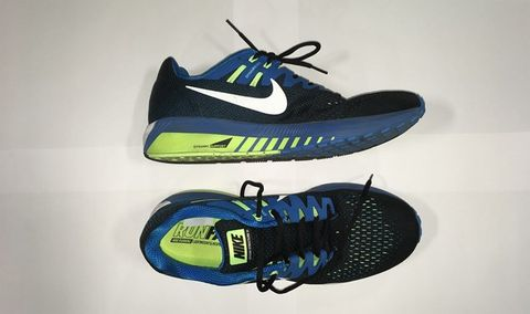 the best attitude e0b2e 261dc First look: Nike Air Zoom Structure 20