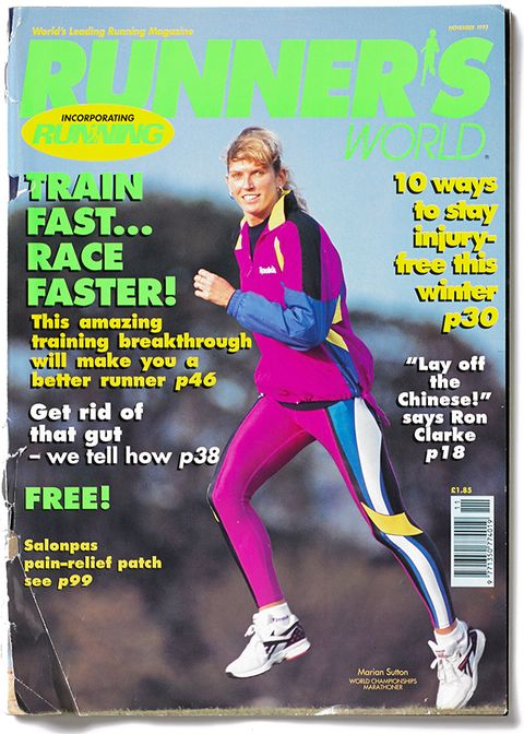 19398056760 Jogging Magazine changes its name and Runner s World debuts on UK  newsstands.