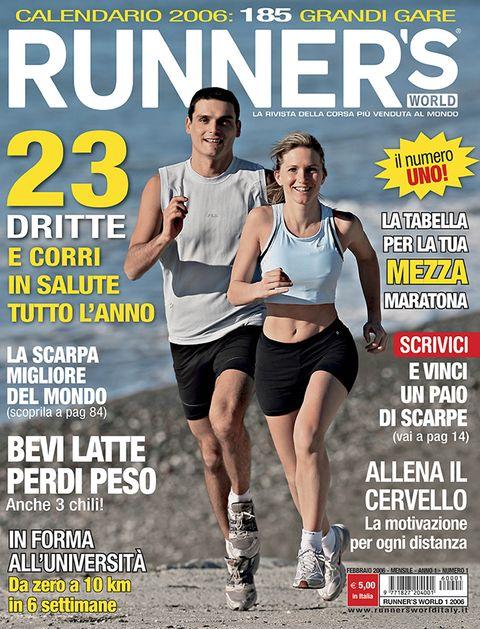 bc63ed9c64c 50 years of Runner s World covers