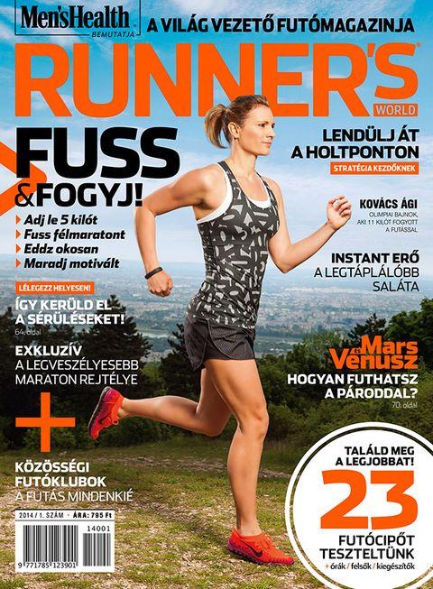 e58afa657f8 Runner s World Hungary launches. image. 2016