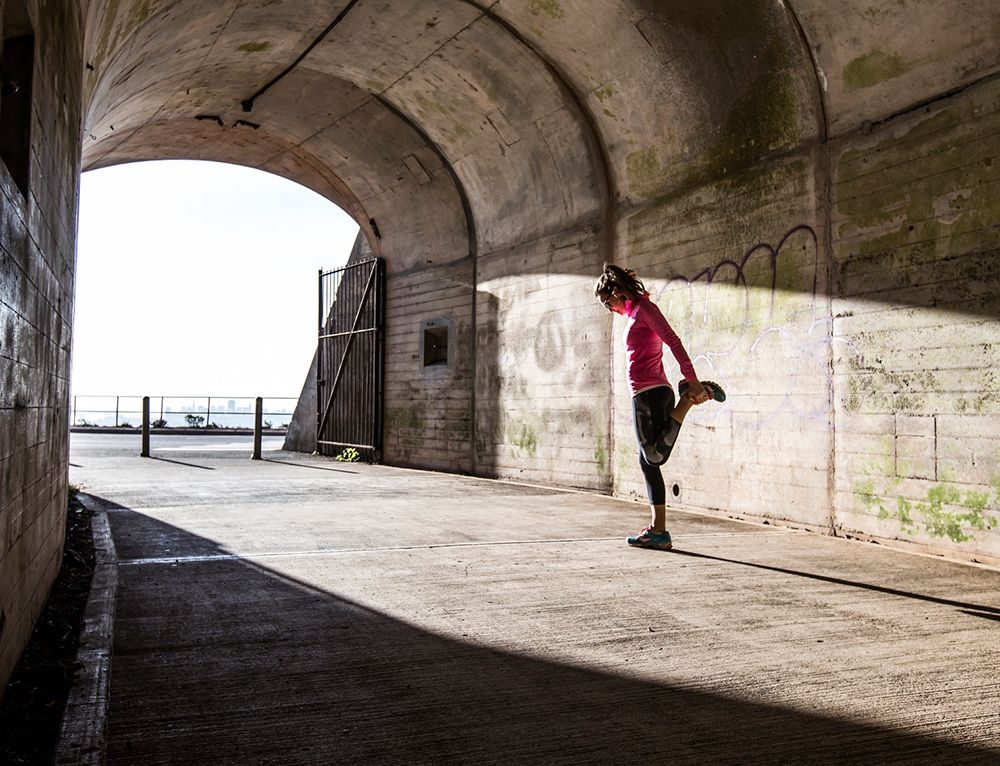 The Complete Guide to Stretching for Runners